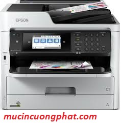 Máy in siêu tốc Epson WF-C5790 Wi-Fi Duplex All-in-One